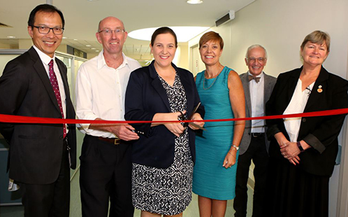 Phase 1 Clinical Trials Unit opening