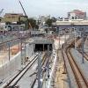 Perth Rail Yard
