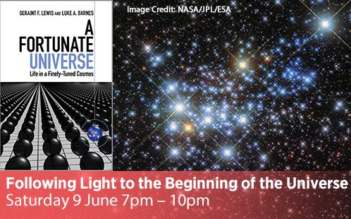 Astronomy Night 9 June 2018