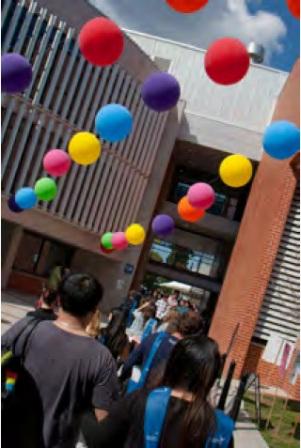 UWS Open Day