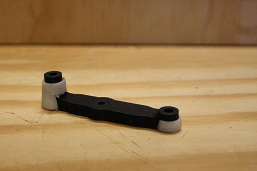 Carbon Fibre nylon fdm print