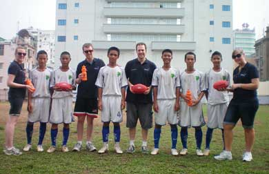AFL in Vietnam