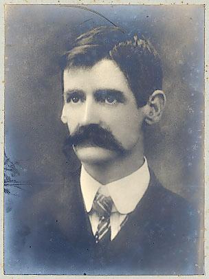 Henry Lawson Portrait