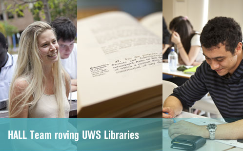 HALL Library Roving