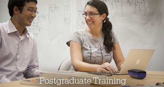 Postgraduate Training