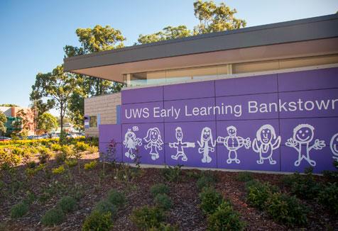 Child Care sydney university art