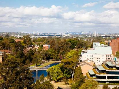 Parramatta City Campus - View