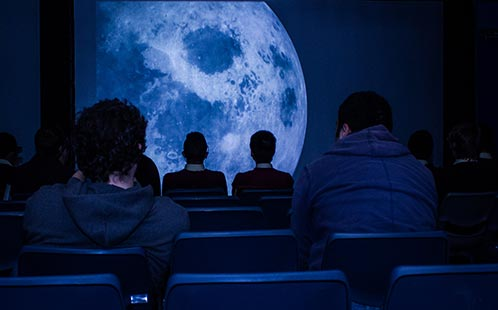 3D Experience at the Observatory