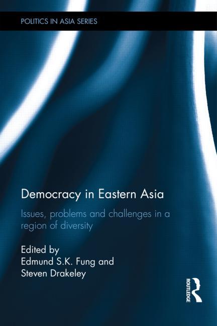 democracy in eastern asia