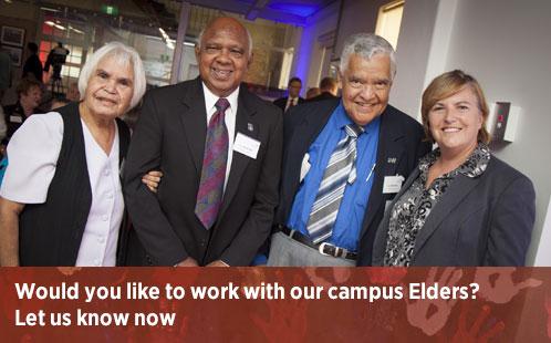 Work with Elders