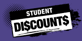 Discounts for UWS Students