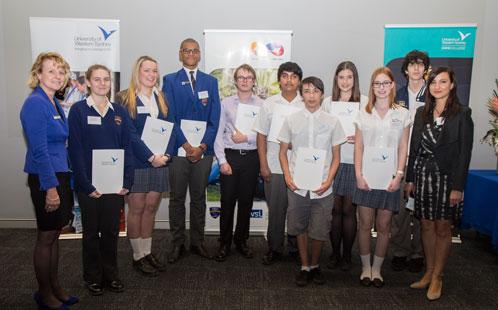 Wyndham College Students