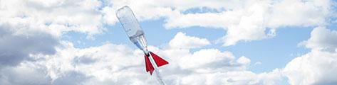 Rocket Event banner