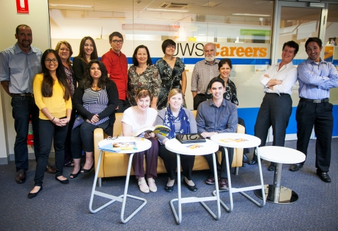 Team profile: UWS Careers