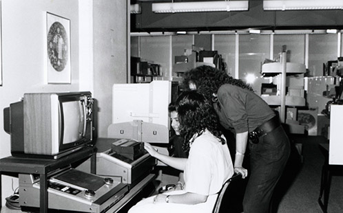 Kingswood Library 1989 (AB-1366)