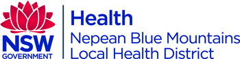 Logo Nepean Blue Mountains Local Health District