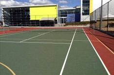 PDHPE- Tennis court