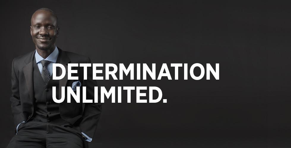 Determination Unlimited