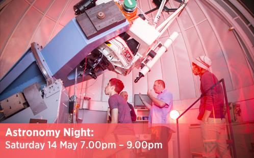 Astronomy Night - 14 May 2016