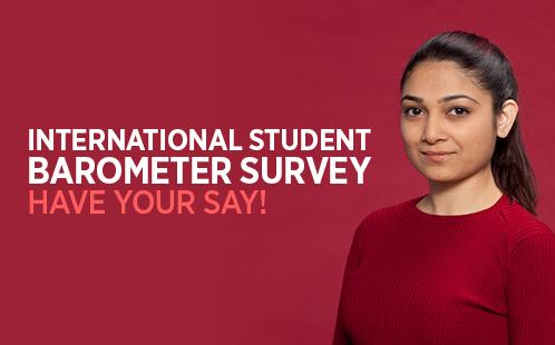Take the ISB survey