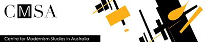 Centre for Modernism Studies Logo