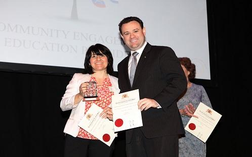 Int Student Awards