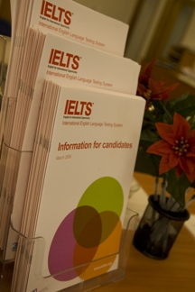 IELTS Booklets
