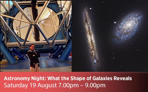 Astronomy Night - 19 Aug 2017