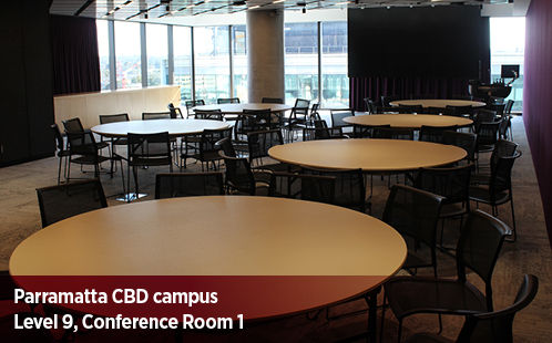 Parramatta CBD Campus, Level 9, Conference Room 1