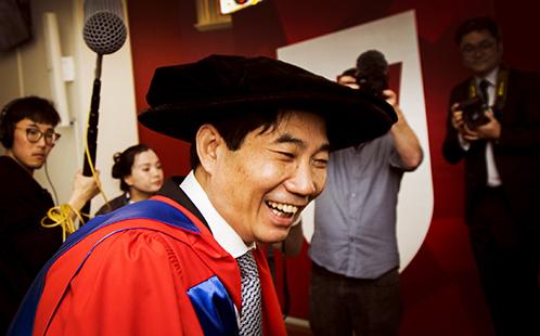 Professor Anlong Xu
