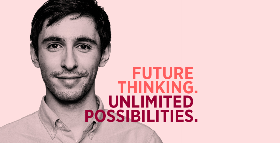Future Thinking. Unlimited Possibilities.