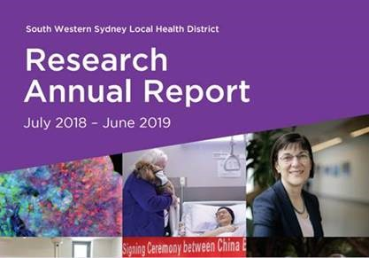 SWSLHD Annual Report
