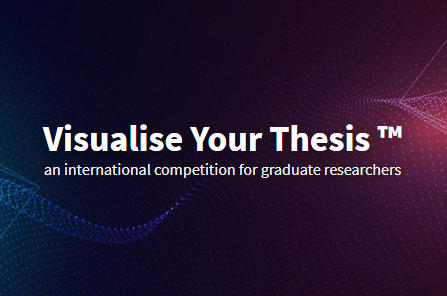 Visualise Your Thesis