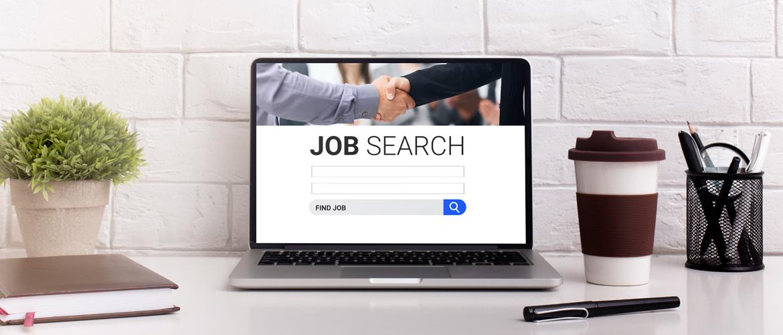 Banner 3 - Strategies for job seeking