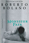Chris Andrews Monsieur Pain book cover