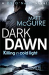 Matt McGuire Dark Dawn Book Cover