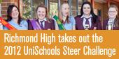 UniSchools Steer Challenge