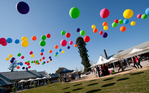 2010 Open Day Lawn