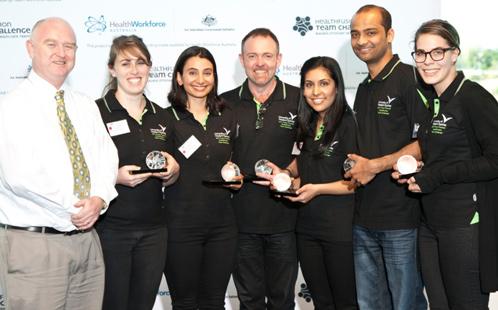 Trans Tasman HealthFusion Challenge