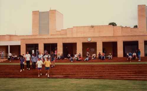Campbelltown campus historical photo