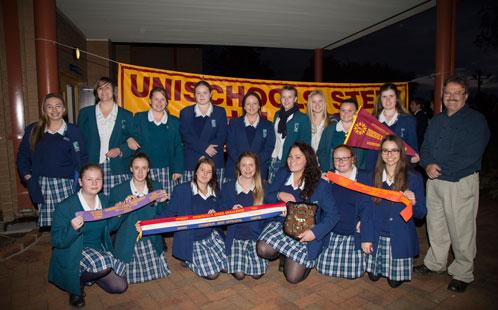 UniSteers Winners 2014