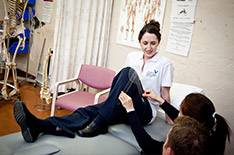 Physiotherapy Study Area