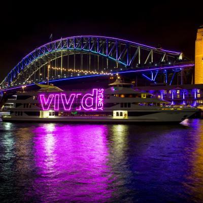 Vivid Cruise 2015