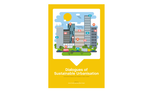 Sustainable urbanisation book cover