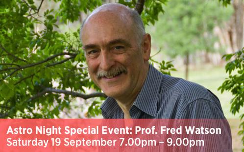 Astronomy Night - 19 September 2015