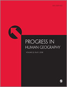 Progress in human geography book cover