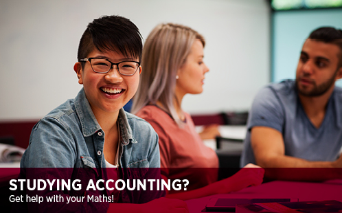 Studying Accounting? Get help with your Maths!