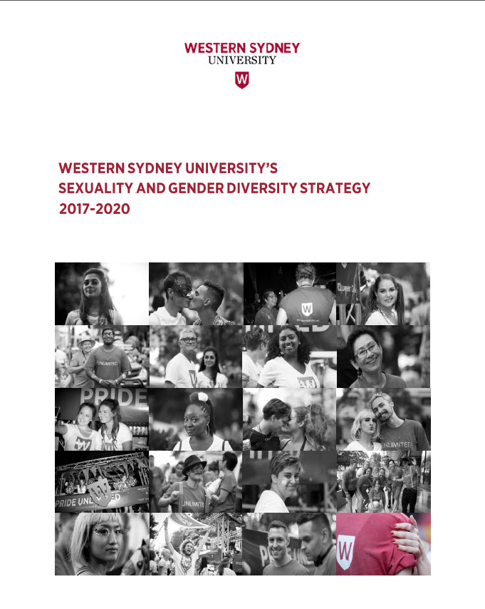 Sexuality and Gender Diversity Strategy link