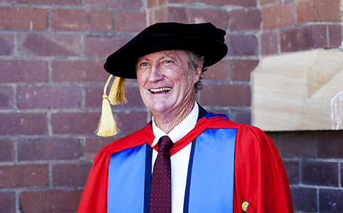 Dr Bryan Brown AM