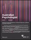 Australian Psychologist Special Edition